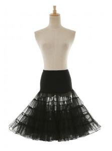 Factoryoffers Women 50s Rockabilly Petticoat Layers Net Underskirt