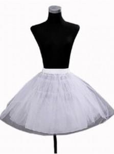 Hot Sale Women Short Vintage Multicolored Petticoat Underskirt Slips