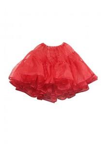 "Vintage Rockabilly Net Petticoat Skirt Tutu 22"" Length"