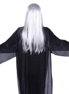 Long Straight Halloween Costume Cosplay Wig Long Party Makeup Equipment