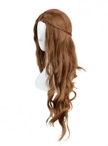 Rights Brown Cosplay Wig Mageliti Montreal