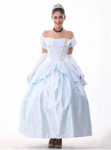 Enchanting Princess Cinderella Elite Collection Adult Halloween Costume