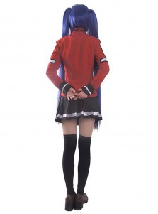 Japan Anime Fairy Tail Wendy Marvell Cosplay Costume
