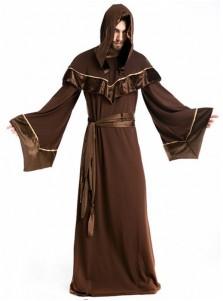 New Style Halloween Wizard Cosplay Men's Halloween Custome