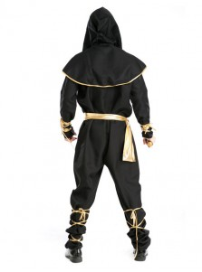 New Style Halloween Masked  Pirate Custome For Men