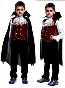 Children Vampire Alexander Dracula Clothes