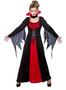 New Arrival Dracula Halloween Costume dress Devil