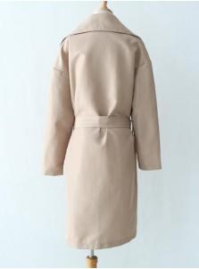 Hot Sale Trench Fashion Winter Woolen Bodycon Women's Coat