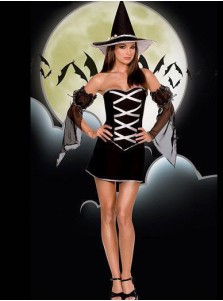 Women's Sexy Witch Costumes
