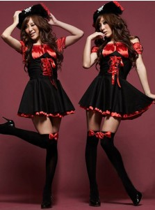 Sexy Mini Women Witch Costumes Cosplay Costumes