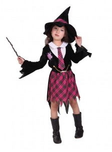 Girl Witch Costume Halloween Costumes