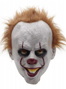 It Pennywise Halloween Cos Party Latex Mask