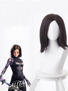 Alita 2019 Battle Angel Cosplay Wig