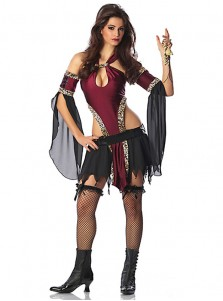 Halloween Sexy Women's Costumes Cosplay Costumes