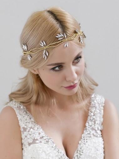 Beautiful Rhinestone Crystal Headbands