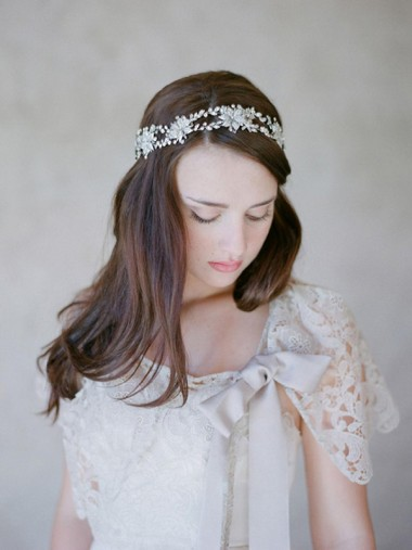 Gorgeous Headbands with Rhinestone and Crystal