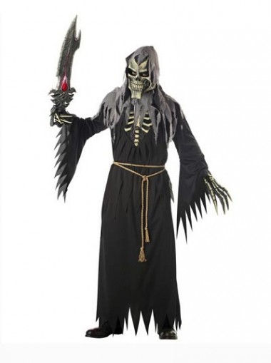 Angel Of Death Adult Costume Men's Halloween Party Costume