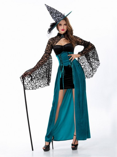 Sexy Halloween Costume Witch Costumes
