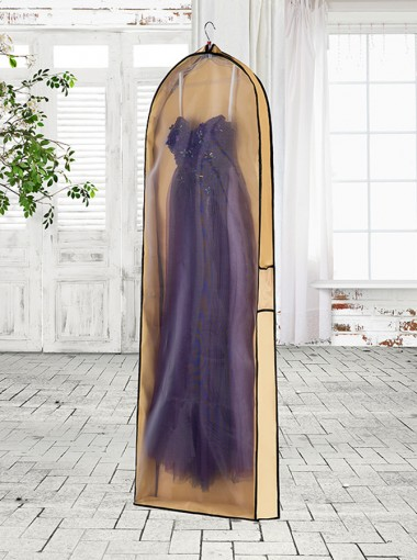 Dress Length Side Zip Garment Bags