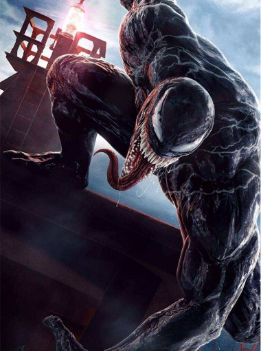 Venom Symbiote Cosplay Mask Latex Helmet
