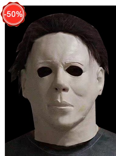 Trick or Treat Studios Latex Halloween II Michael Myers Mask