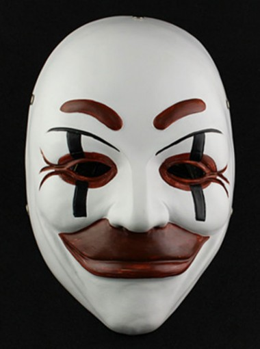 Who Am I - Kein System ist sicher Halloween Party Mask