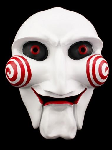 Jigsaw Puppet Mask Halloween Full Mask