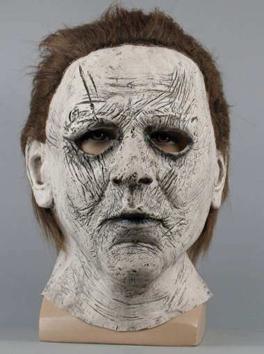 HALLOWEEN Michael Myers Latex Mask Halloween Cos Party