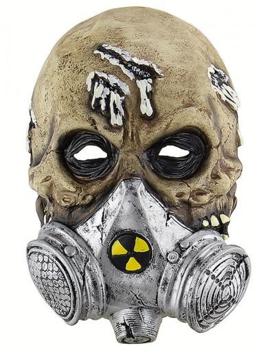 Creepy Latex Halloween Masks Biochemical Scary Halloween Mask