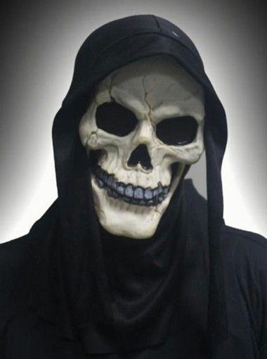 Scary Halloween Masks Skull Ghost Face Halloween Mask