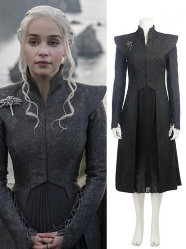 Game of Thrones Daenerys Targaryen Cosplay Costume