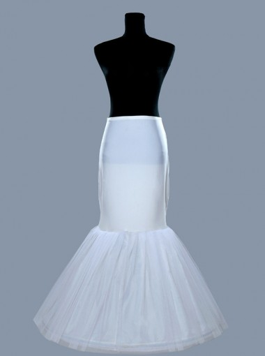 Bridal Mermaid/Trumpet Gown Slips Wedding Dress Petticoat Hoopless/Underskirt