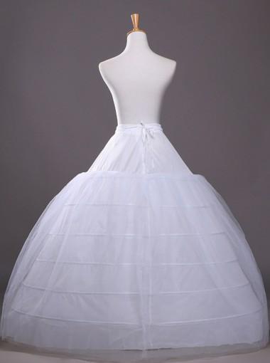 Plus Size Six Ball Gown Slip Bridal Wedding Dress Petticoats/Cirnoline
