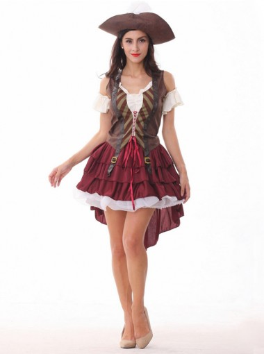 Sexy Pirates Of The Caribbean Women Costume