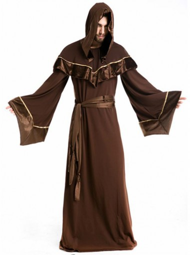 New Style Halloween Wizard Cosplay Men's Halloween Custome