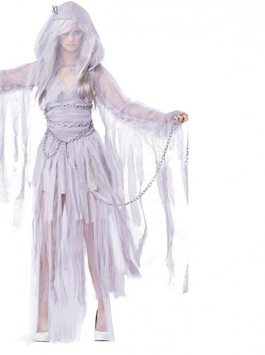 Hot Selling Adult Haunting Beauty Ghost Costume