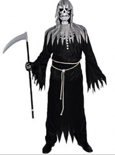Halloween Carnival Masquerade Cosplay Fancy Dress the Angel of Death Zombie Red Devils Hell