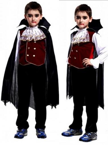 Children Vampire Alexander Dracula Clothes