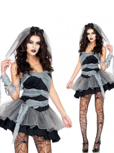 Halloween Sexy Corpse Costumes for Women
