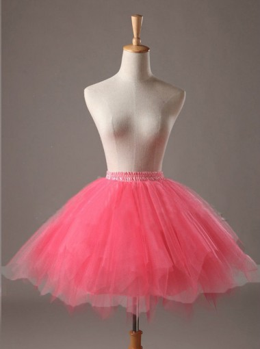 Hot Sale Women Short Ballet Petticoats