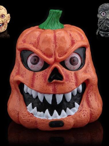 Halloween Ghost Lamp Lantern Ghost Head Pumpkin Zombie