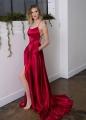 Beautiful Burgundy Prom Dress
